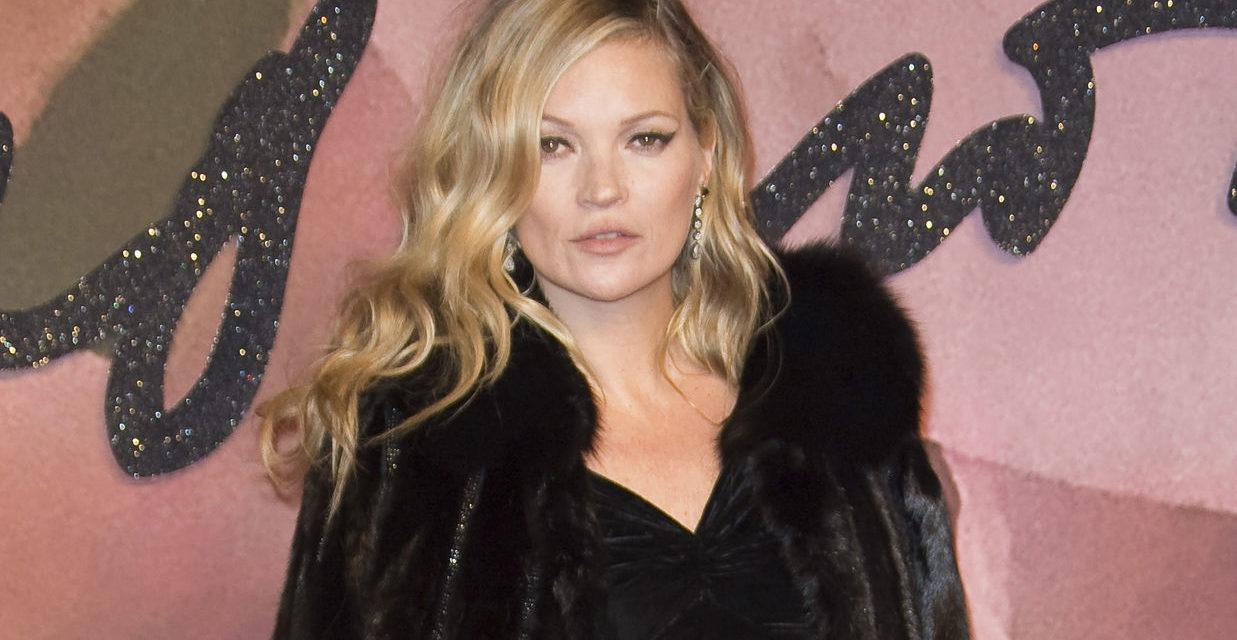 Kate Moss se lance dans les bijoux