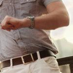 Une montre en bois débarque dans le monde de la mode