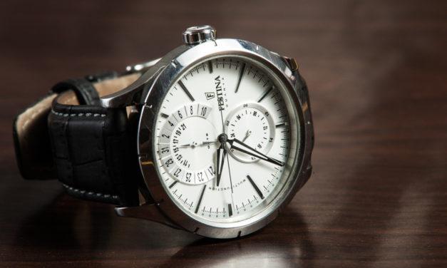 La montre doit être choisie avec soin